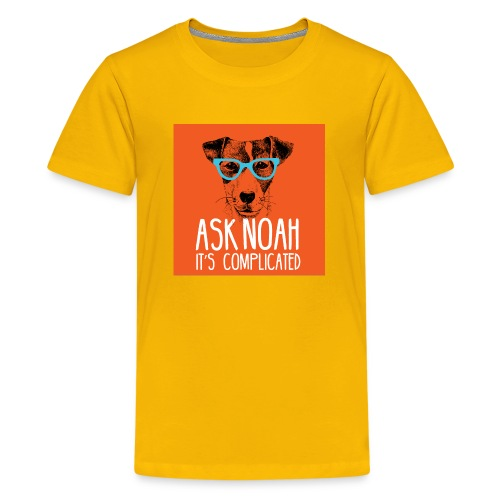 Ask Noah Christian Funk - Kids' Premium T-Shirt
