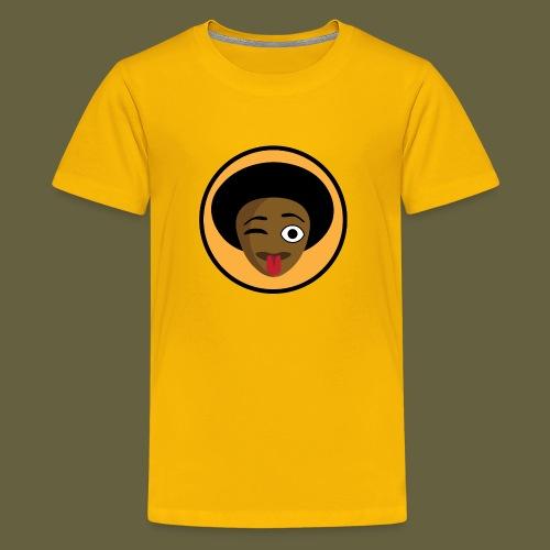 Habesha Beer - After Drinking - Kids' Premium T-Shirt