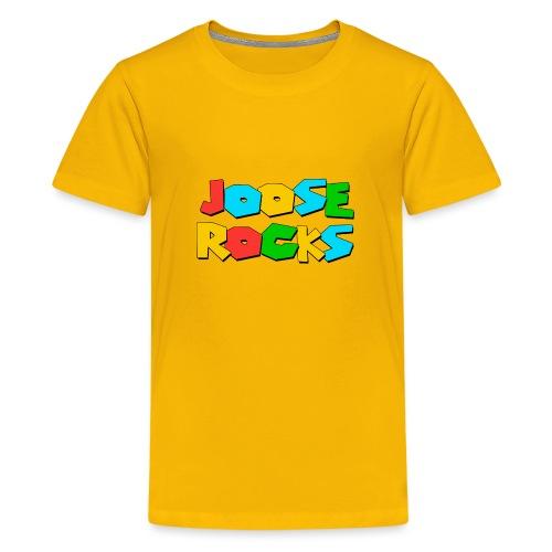 Super Joose Rocks - Kids' Premium T-Shirt