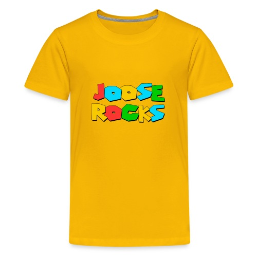 Super Joose Rocks - Kids' Premium T-Shirt
