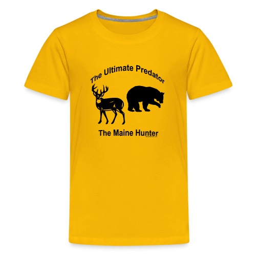 Ultimate Predator - Kids' Premium T-Shirt