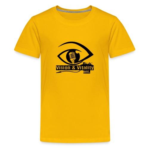 Vision & Vitality Entertainment - Kids' Premium T-Shirt