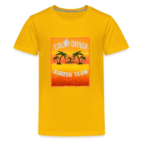 california surfer - Kids' Premium T-Shirt