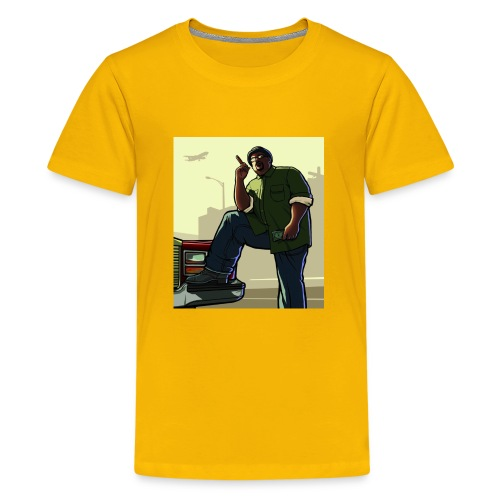 Big Smoke Sa - Kids' Premium T-Shirt