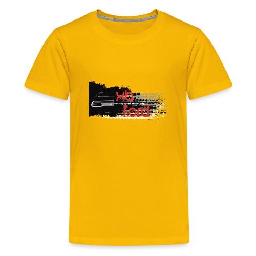XB Coupe skid - Kids' Premium T-Shirt