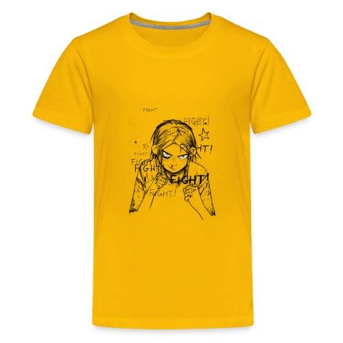 Street Angel Fight - Kids' Premium T-Shirt