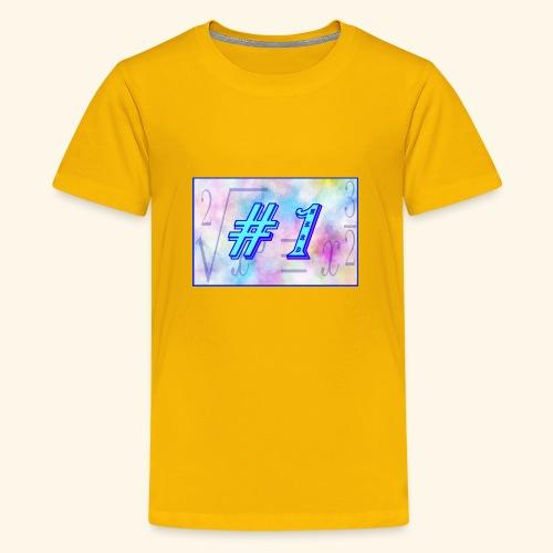 Top Nerd - Kids' Premium T-Shirt