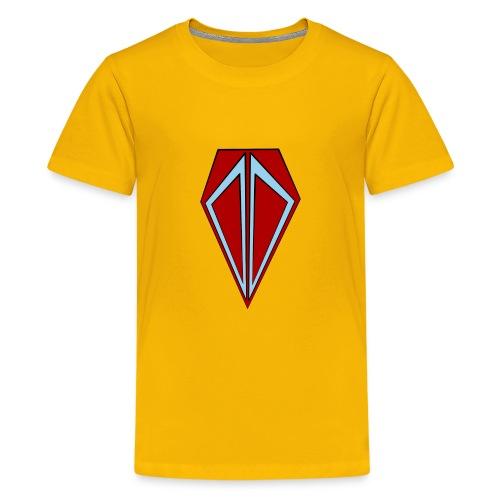 Mining Bros Logo - Kids' Premium T-Shirt
