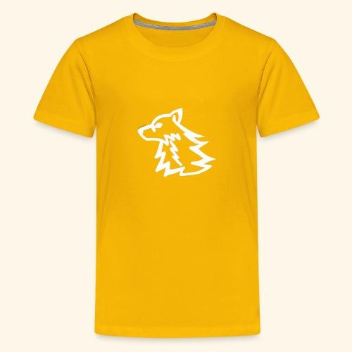 iFire Hoodie - Kids' Premium T-Shirt