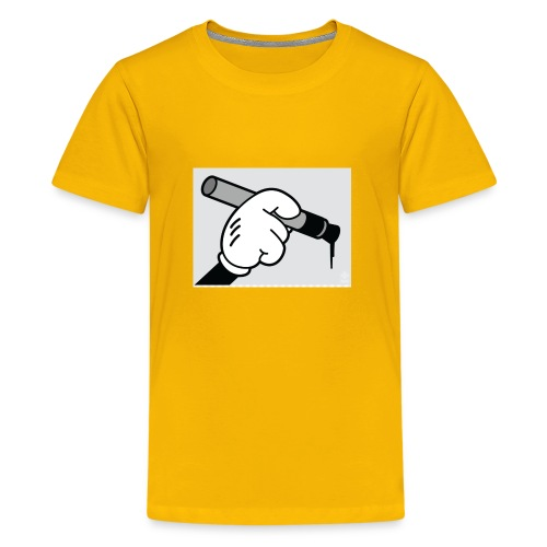 mark the marshmallow - Kids' Premium T-Shirt