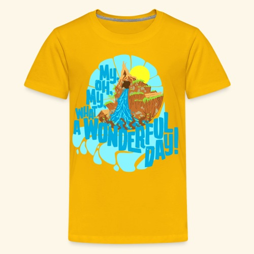splashMT2 - Kids' Premium T-Shirt