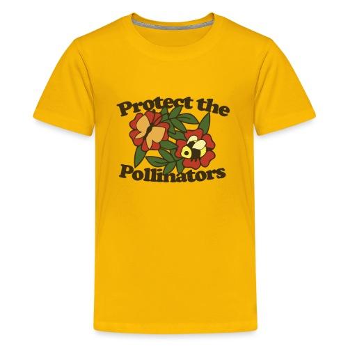 Protect the pollinators - Kids' Premium T-Shirt