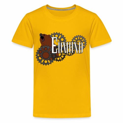 Bear & Gears - Kids' Premium T-Shirt