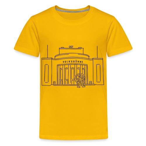 Volksbühne Berlin - Kids' Premium T-Shirt