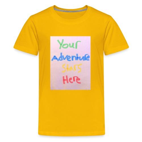 8A678A59 D2D0 482C A235 5D04BF304043 - Kids' Premium T-Shirt