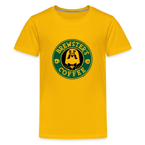Brewster's Coffee - Kids' Premium T-Shirt