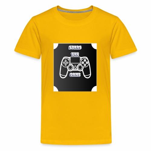 stars the game - Kids' Premium T-Shirt