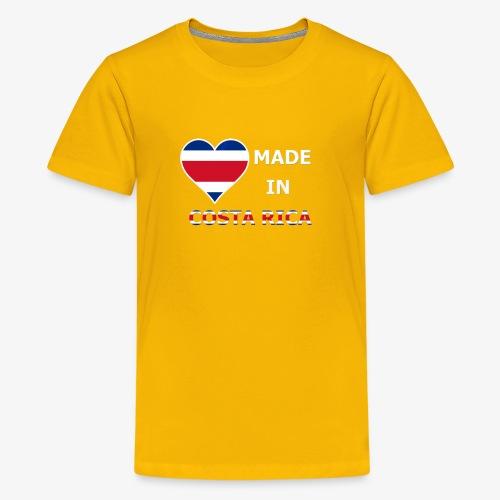 Costa Rica 2 - Kids' Premium T-Shirt