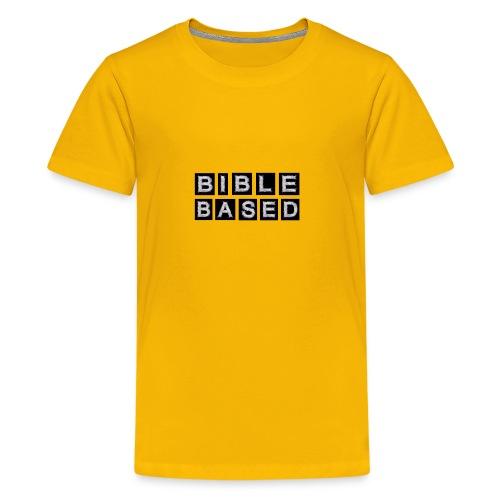 Bible Based - Kids' Premium T-Shirt