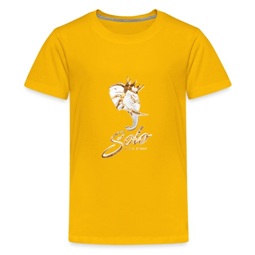 Solo Music Group - Kids' Premium T-Shirt