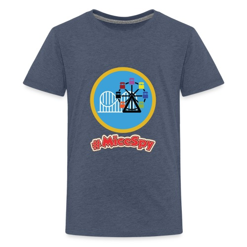 Paradise Pier Explorer Badge - Kids' Premium T-Shirt