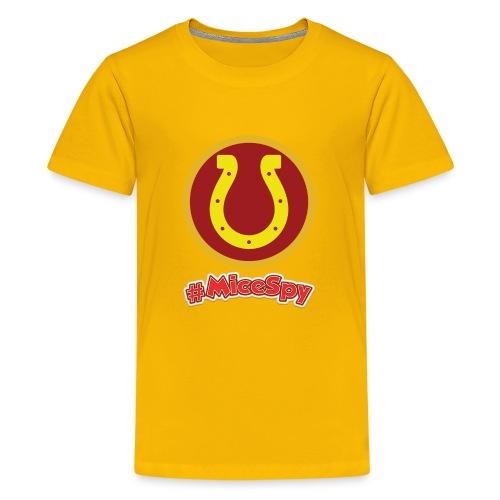 Golden Horseshoe Explorer Badge - Kids' Premium T-Shirt