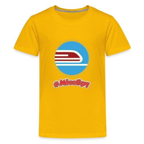Monorail Explorer Badge - Kids' Premium T-Shirt