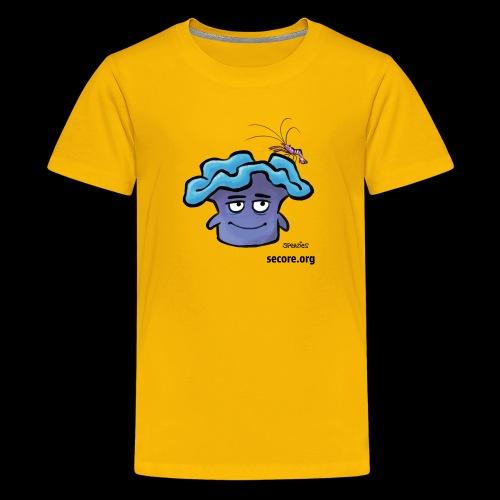 Jo Grumpy - Kids' Premium T-Shirt