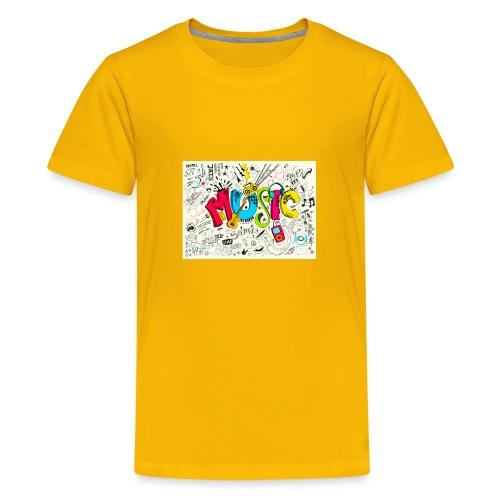 music - Kids' Premium T-Shirt