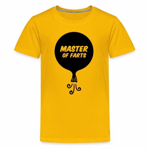 Master of Farts - Kids' Premium T-Shirt