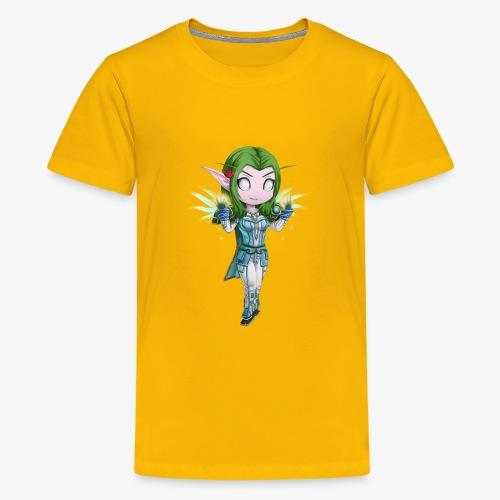 WoW Priest - Kids' Premium T-Shirt
