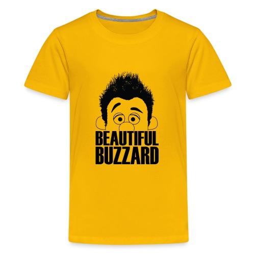 Puppet Phil - Beautiful Buzzard - Kids' Premium T-Shirt