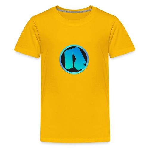 Channel Logo - qppqrently Main Merch - Kids' Premium T-Shirt