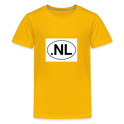 nick levey vlogs - Kids' Premium T-Shirt