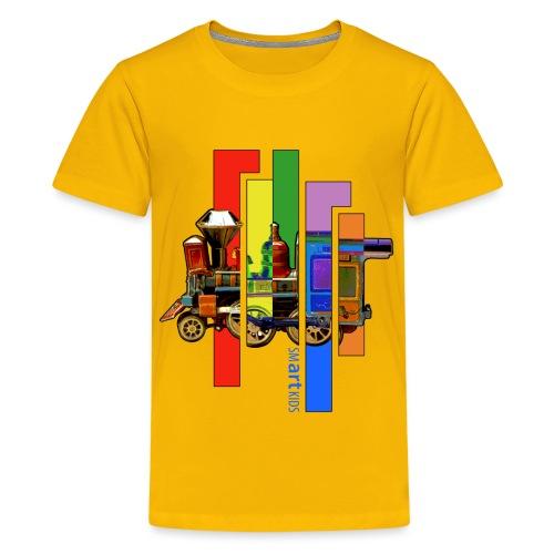 smARTkids - Coco Locomofo - Kids' Premium T-Shirt