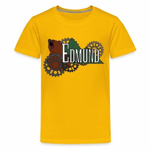 mountain bear - Kids' Premium T-Shirt