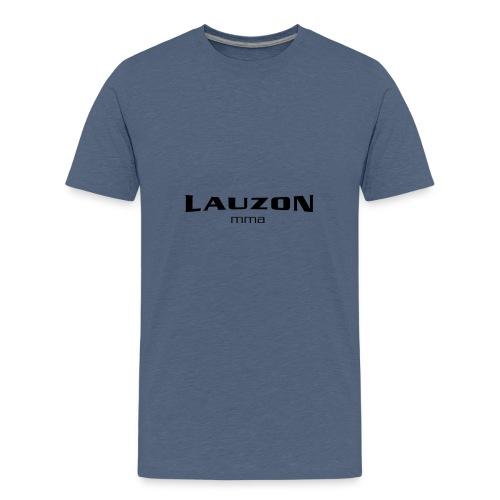 lauzonmma logo svg - Kids' Premium T-Shirt
