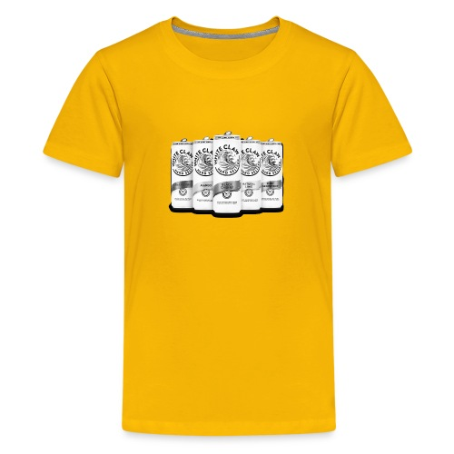 white claw beer - Kids' Premium T-Shirt