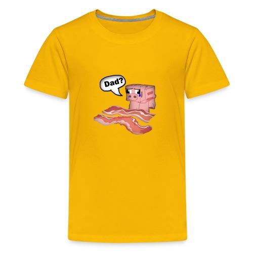 Bacon Tee Shirt - Kids' Premium T-Shirt