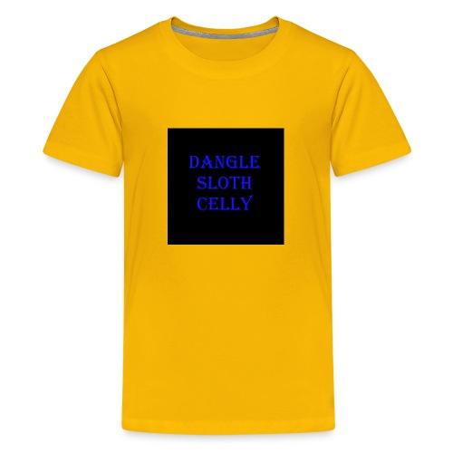 danglesloth - Kids' Premium T-Shirt