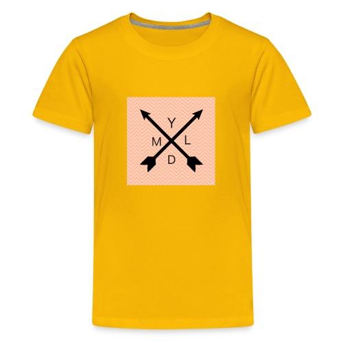 Ydlm Ambroid logo - Kids' Premium T-Shirt