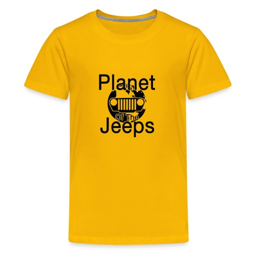 planetjeeps - Kids' Premium T-Shirt