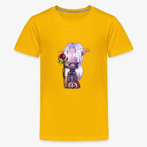 Night Elf Shaman - Kids' Premium T-Shirt