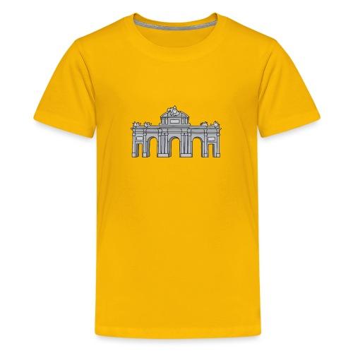 Puerta de Alcalá Madrid, Spain - Kids' Premium T-Shirt