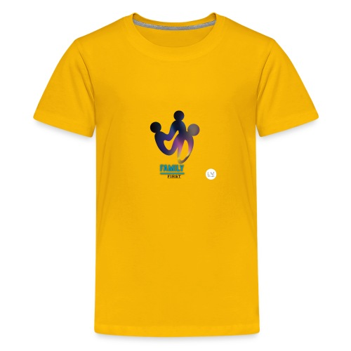 family first - Kids' Premium T-Shirt