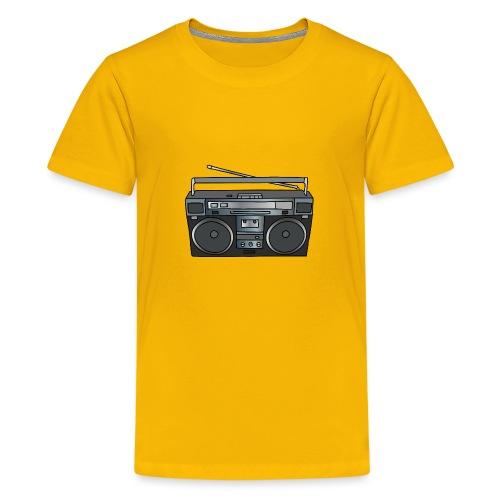 Boombox - Kids' Premium T-Shirt