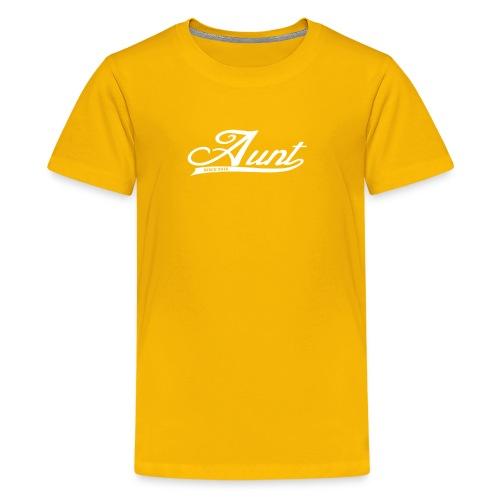 Aunt Since 2016 - Kids' Premium T-Shirt