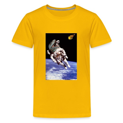 how dinos died - Kids' Premium T-Shirt