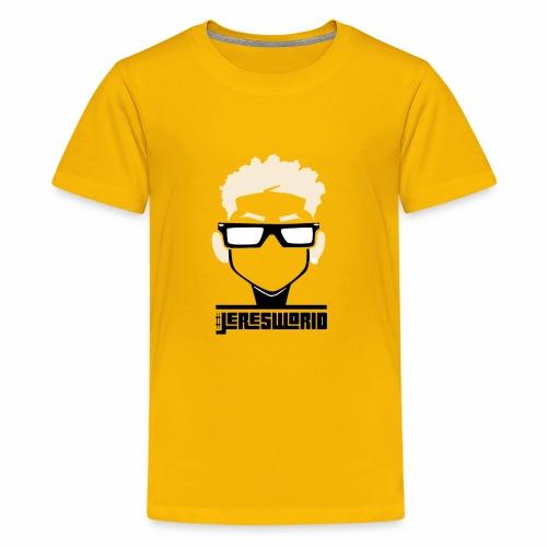 JeresWorld Custom Logo - Kids' Premium T-Shirt