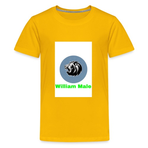 William Male - Kids' Premium T-Shirt